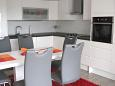 Kitchen - Apartment A-4971-c - Apartments and Rooms Palit (Rab) - 4971