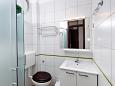 Bathroom - Apartment A-4987-a - Apartments Supetarska Draga - Gonar (Rab) - 4987
