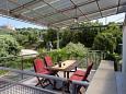 Terrace - Apartment A-4987-b - Apartments Supetarska Draga - Gonar (Rab) - 4987