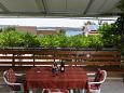 Terrace - Apartment A-4987-e - Apartments Supetarska Draga - Gonar (Rab) - 4987