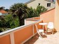 Terrace - Room S-5006-c - Rooms Palit (Rab) - 5006