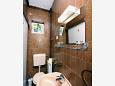 Bathroom - Room S-5013-a - Apartments and Rooms Supetarska Draga - Donja (Rab) - 5013