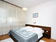 Bedroom - Room S-5013-b - Apartments and Rooms Supetarska Draga - Donja (Rab) - 5013