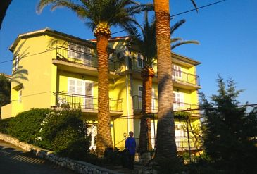 Property Palit (Rab) - Accommodation 5025 - Rooms in Croatia.