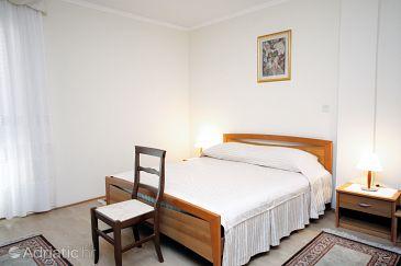 Supetarska Draga - Donja, Bedroom u smještaju tipa room, dostupna klima, dopusteni kucni ljubimci i WIFI.