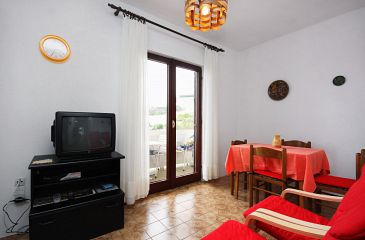 Apartament A-5035-c - Apartamenty Barbat (Rab) - 5035