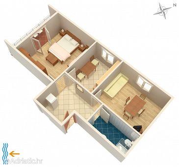 Apartment A-5048-b - Apartments Palit (Rab) - 5048