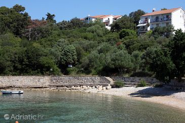 Suha Punta, Rab, Property 5050 - Apartments blizu mora with pebble beach.