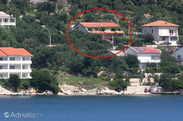 Property Supetarska Draga - Gornja (Rab) - Accommodation 5053 - Apartments near sea with sandy beach.