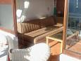 Dining room - Apartment A-506-f - Apartments Brist (Makarska) - 506