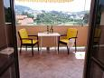 Terrace - Room S-5067-b - Apartments and Rooms Palit (Rab) - 5067