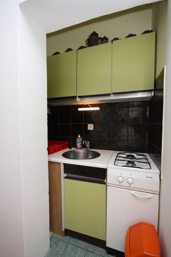 Apartmány s parkoviskom v meste Jezera - 5082
