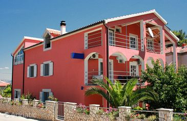 Property Murter (Murter) - Accommodation 5084 - Apartments with pebble beach.