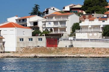 Property Tisno (Murter) - Accommodation 5086 - Apartments near sea with pebble beach.