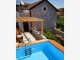 Property Tisno (Murter) - Accommodation 5087 - Apartments near sea.