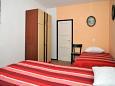 Murter, Bedroom 1 u smještaju tipa apartment, dopusteni kucni ljubimci.