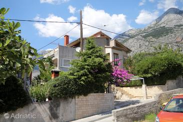 Property Makarska (Makarska) - Accommodation 512 - Apartments with pebble beach.