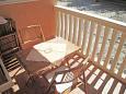 Balcony - House K-5124 - Vacation Rentals Jezera (Murter) - 5124