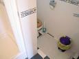 Bathroom 2 - House K-5124 - Vacation Rentals Jezera (Murter) - 5124
