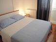 Bedroom 1 - House K-5124 - Vacation Rentals Jezera (Murter) - 5124
