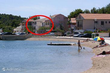 Property Rogoznica (Rogoznica) - Accommodation 5144 - Apartments near sea with pebble beach.