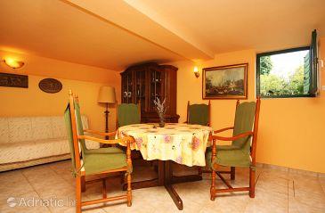 Murter, Dining room u smještaju tipa house, WIFI.