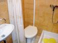 Bathroom 1 - Apartment A-515-a - Apartments Podaca (Makarska) - 515