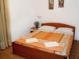 Bedroom - Studio flat AS-515-b - Apartments Podaca (Makarska) - 515