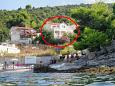 Property Postira (Brač) - Accommodation 5152 - Apartments near sea with pebble beach.