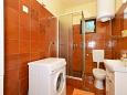 Bathroom - Apartment A-5158-b - Apartments Slatine (Čiovo) - 5158