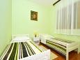 Bedroom 2 - Apartment A-5158-b - Apartments Slatine (Čiovo) - 5158