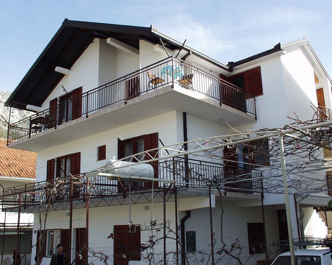 Apartmán v meste Podaca - 516