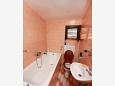 Bathroom - Room S-517-b - Apartments and Rooms Podaca (Makarska) - 517
