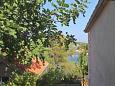 Uvala Piškera, Terrace - view u smještaju tipa studio-apartment, WIFI.