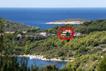 Property Maslinica (Šolta) - Accommodation 5180 - Apartments in Croatia.