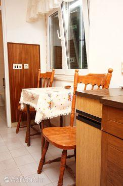 Gornje selo, Dining room u smještaju tipa apartment, dopusteni kucni ljubimci.