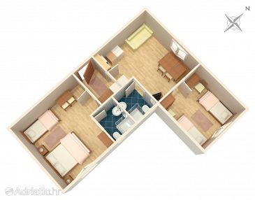 Apartment A-5195-a - Apartments Poljanak (Plitvice) - 5195