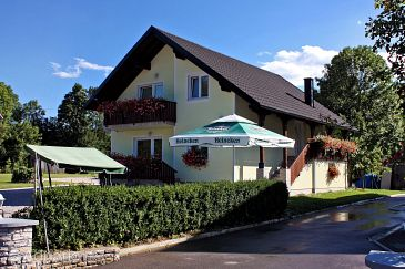 Property Jezerce (Plitvice) - Accommodation 5196 - Rooms in Croatia.