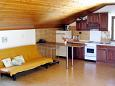 Living room - Apartment A-5203-b - Apartments Žrnovska Banja (Korčula) - 5203