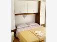 Bedroom 2 - House K-5223 - Vacation Rentals Uvala Pokrivenik (Hvar) - 5223