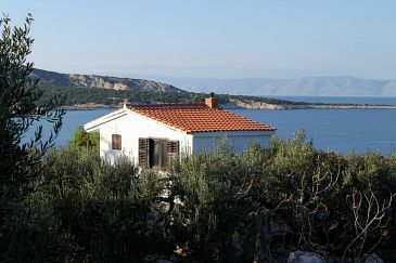 Uvala Pokrivenik, Hvar, Obiekt 5224 - Apartamenty przy morzu.