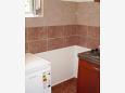 Kitchen - Studio flat AS-5231-f - Apartments Uvala Pokrivenik (Hvar) - 5231