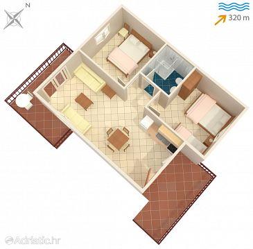 Apartment A-5238-a - Apartments Stomorska (Šolta) - 5238