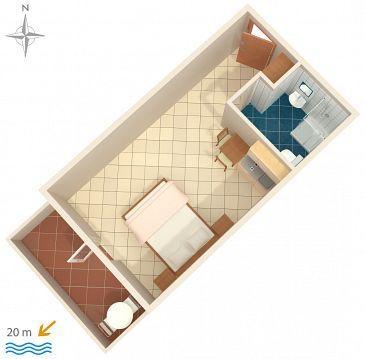 Studio AS-5239-b - Apartamenty Stomorska (Šolta) - 5239