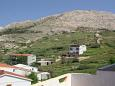 Terrace - view - Apartment A-525-d - Apartments Metajna (Pag) - 525