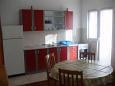 Kitchen - Apartment A-525-e - Apartments Metajna (Pag) - 525