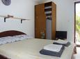 Bedroom - Studio flat AS-5252-b - Apartments Zavode (Omiš) - 5252