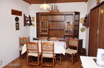Drašnice, Dining room u smještaju tipa apartment, WIFI.