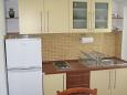 Kitchen - Apartment A-5266-a - Apartments Igrane (Makarska) - 5266