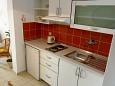 Kitchen - Apartment A-5266-b - Apartments Igrane (Makarska) - 5266